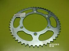 SUNSTAR SUZUKI REAR SPROCKET PN# 3577 50T, STEEL