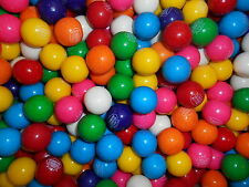 """250 1"""" Dubble Bubble Assorted Gumballs.   Free Shipping(Usually next day)"""