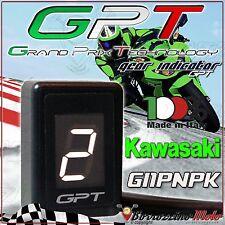 KAWASAKI VERSYS 600 2010-2012 GPT GI1PNPK DIGITAL GEAR INDICATOR PLUG & PLAY