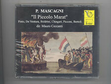 (CD) Mascagni: Il Piccolo Marat/ 2CD/Pinto; De Ventura;;Chingari;;Boldrini;...