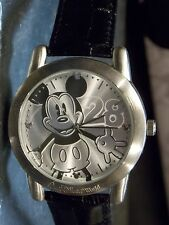 Mens Vintage Disney Mickey Mouse Watch (1928)-(Disney Parks)-(Limited)-HTF-New