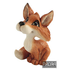 Arora Little Paws Felicity the Fox Funny Figurine Ornament Animal Lovers Gifts