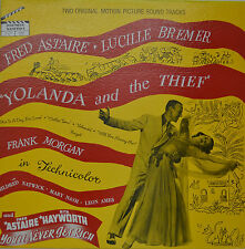 "OST - YOLANDA AND THE THIEF- ASTAIRE - BREMER - MORGAN-COLE PORTER LP 12"" (S927)"