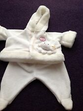 BABY ANNABELL DOLLS CHRISTMAS / WINTER OUTFIT - IMMACULATE