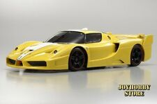 Kyosho 30484Y Mini-Z FERRARI FXX Yellow 1/27 MR-02 MM Readyset
