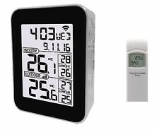 Froggit WH2626 WiFi Internet Funk Thermometer, Wetterserver Anbindung, App,