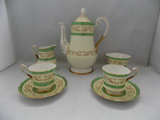 Paragon Coffee Set, 7 items c 1935