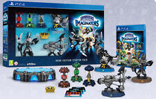 Skylanders Imaginators Starter Pack Collector's Dark Edition PS4 Playstation 4