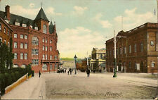 NORWICH ( Norfolk) :Post Office,Agricultural Hall & Royal Hotel-WRENCH-PLUMSTEAD