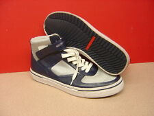 Men's ROCKPORT Navy & Silver High Tops Size 11M