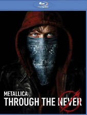 METALLICA**3D: THROUGH THE NEVER**2 BLU-RAY 3D SET