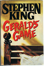 GERALD'S WAY~Stephen King(1992)1st Ed~HARDCOVER/DUST JACKET-GOOD