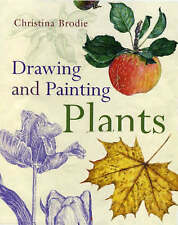 Brodie Christina-Drawing And Painting Plants  BOOK NEW