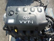 00 05 Toyota Echo Yaris 1NZ-FE VVTi Engine Scion XB 1NZFE Engine Auto Tranny