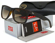 Ray-Ban Justin Classic Rubber Tortoise l Brown Gradient RB4165 710/13 55mm