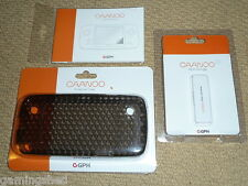 GPH CAANOO OFFICIAL ACCESSORY PACK NEW!! Wifi Dongle Jelly Case Screen Protector
