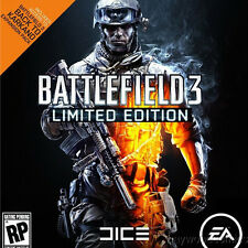 Playstation 3 PS3 Game BATTLEFIELD 3: LIMITED EDITION
