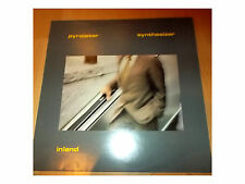 Pyrolator ‎– Inland - LP - 1st Press  - 1979 - Warning Records WR 002