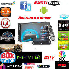 M8 Quad Core Android 4.4 TV Box Smart Mini PC Fully Loaded Wifi 5G with Kodi