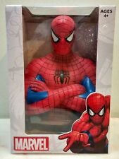 Spiderman coin bank Marvel ages 4+ Avengers  New in box