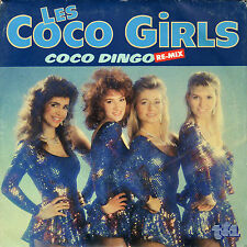 LES COCO GIRLS COCO DINGO / ENVIE D'AMOUR FRENCH 45 SINGLE