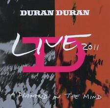Duran Duran -  A Diamond In The Mind- Live 2011  CD NEU&OVP