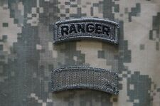 Velcro® Military Patch US Army RANGER TAB ACU Brand NEW Authentic