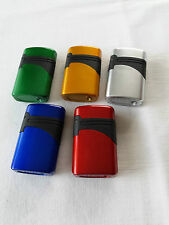 GAS TURBO , JET FLAME  LIGHTER  -  UNISEX , COLOURS
