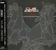 CUE ZERO - ZERO - Japan CD J-POP - 16Tracks