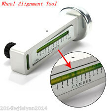 Magnetic Car SUV Camber Castor Strut Wheel Alignment Gauge Measure Garage Tool