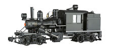 Bachmann G 2 Truck Climax Black/White With Sound &  DCC Installed #86097 NEW