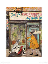 Sam Toft (The Barber Shop Quartet) Art Prints PPR44463  ART PRINT 30cm x 40cm