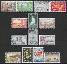 Tonga 1953 Set to £1 (Mint)