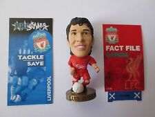 LUIS GARCIA LIVERPOOL FC FOOTBALL PROSTARS CORINTHIAN FIGURE GOLD BASE, SPAIN
