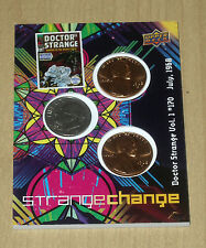 2016 Marvel Upper Deck Doctor Strange coin Change relic dime penny 1968 SC-15