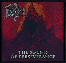 Death The Sound of Perseverance  Patch/Aufnäher 602058 #