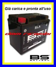 Batteria BS SLA Gel PIAGGIO X10 350 12 13 carica pronta all'uso X 10 2012 2013