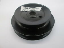 OEM TORO WHEELHORSE BLADE SPINDLE DOUBLE PULLEY 42' DECK PART# 110148