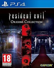 Resident Evil Origins Collection (PS4) Italiano NUOVO!