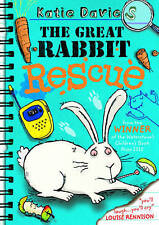 The Great Rabbit Rescue, Katie Davies, Paperback, New