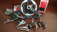 2014 SRAM Red Group Set 2X10 Speed ~ GXP ~ Exogram ~ Aerolink