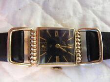 Vintage 1951 Lord Elgin 21j Grade 670 Wrist Watch Gold Filled Excellent