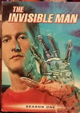 THE INVISIBLE MAN Complete FIRST 1st SEASON (DVD SET) 1 series