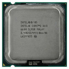 Intel Core 2 Duo CPU E6600 2.4GHz/4M/1066 LGA775