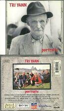 RARE / CD - TRI YANN : PORTRAITS ( BRETAGNE CELTIQUE CELTE )