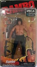 "NECA SDCC 2015 Rambo 7"" Action Figure Rambo"
