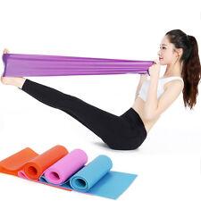 Yoga Fitnessbänder Gymnastikband Fitnessband Widerstandsband Übungsband Latex