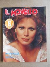 IL MONELLO n°2 1978 Marthe Keller - Inserto Ruben Buriani Giorgio Moroder [G428]