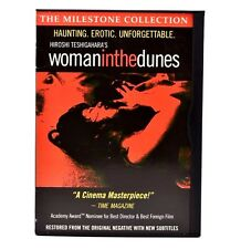 Woman in the Dunes (DVD, 2000) Hiroshi Teshigahara Milestone Collection