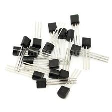180pcs 18 Valores Transistor TO-92 Assortment Box Surtid Kit A1015 2N222A MPSA42